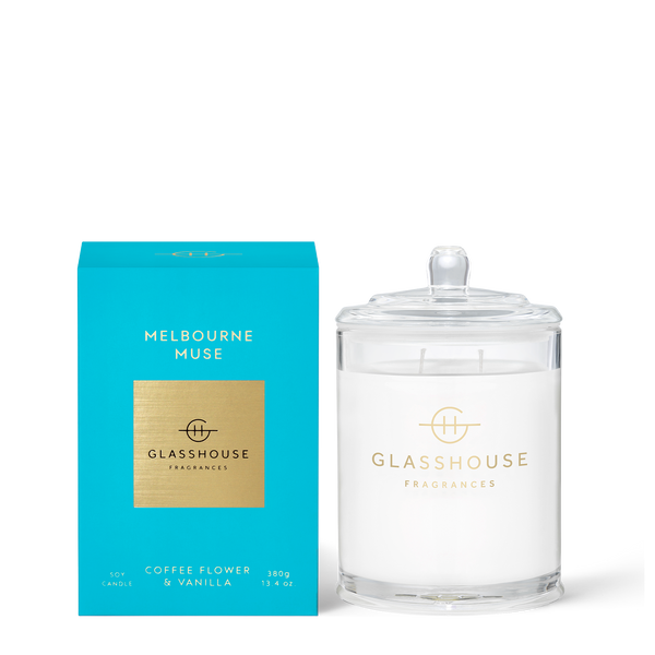 Candle 380g MELBOURNE MUSE