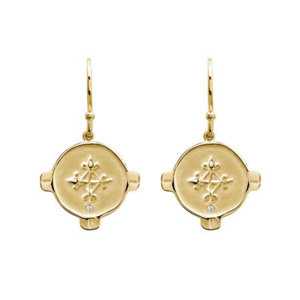 MURKANI Hope Earring GOLD