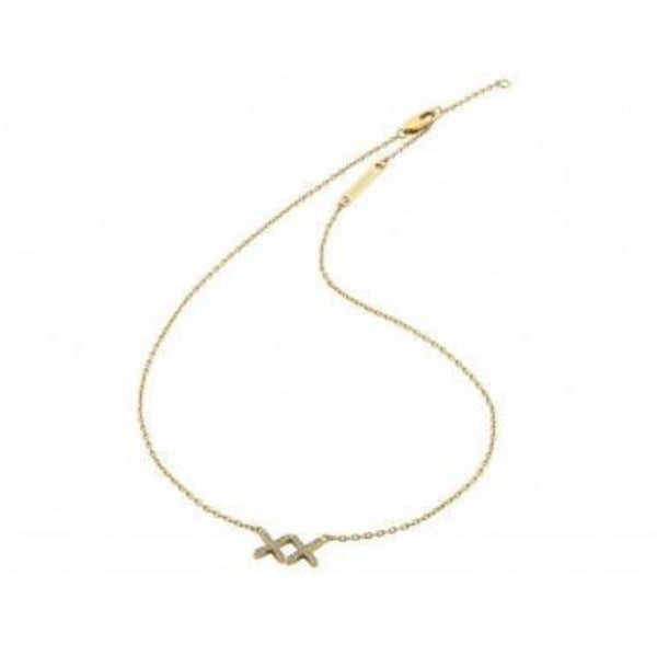Liberte Clara Necklace Gold