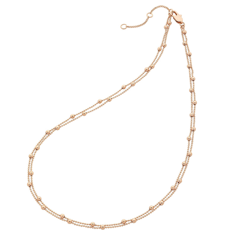 LIBERTE Molly Necklace ROSE