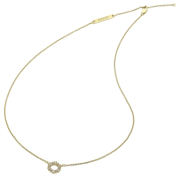 LIBERTE Anna Necklace GOLD
