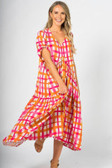 Peak Maxi SUNSET CHECK
