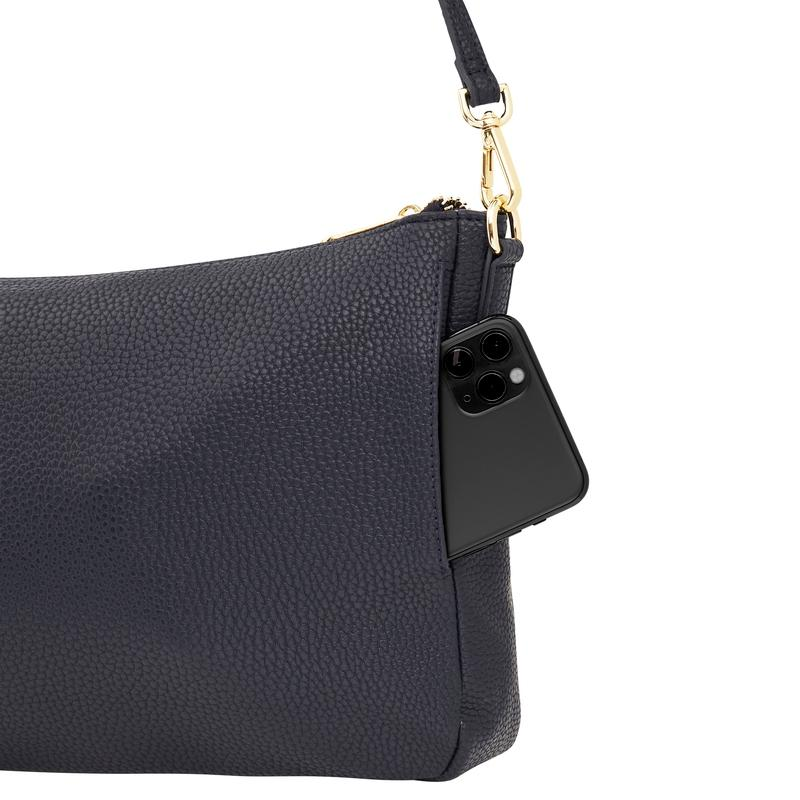 Bowery Shoulder Bag FRENCH NAVY