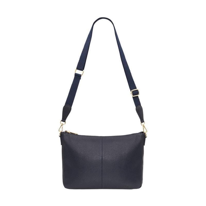 ELMS Small Bowery Shoulder FRENCH NAVY