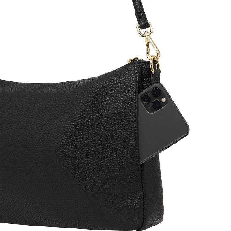 Bowery Shoulder Bag BLACK