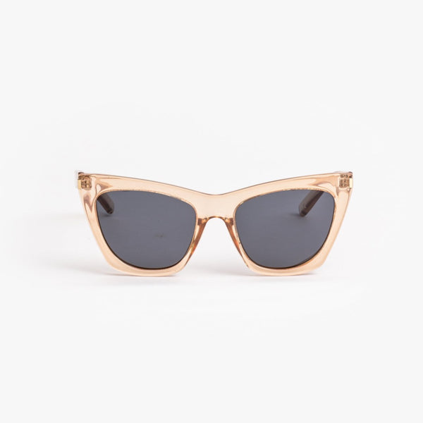 Stella + Gemma Clara Transparent Sunglasses