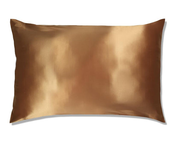 Slip Silk Pillowcase Gold