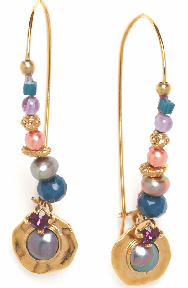 Sylvie Franck Herval Earrings