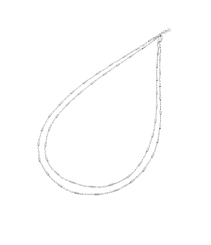 LIBERTE Jil Necklace SILVER