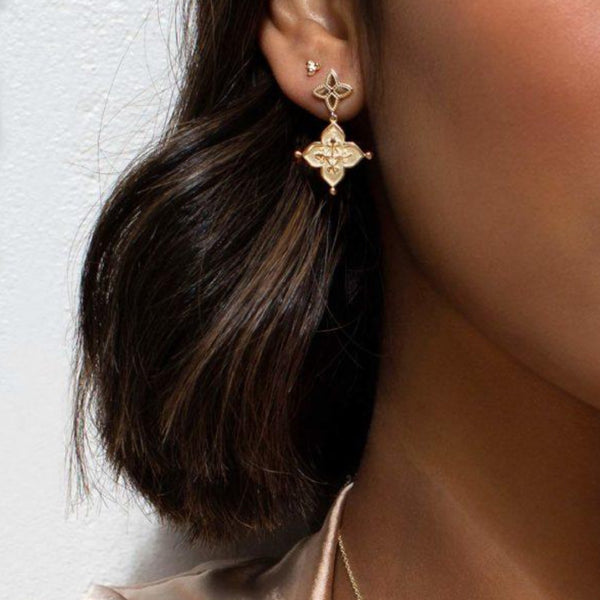 MURKANI Love Earring GOLD