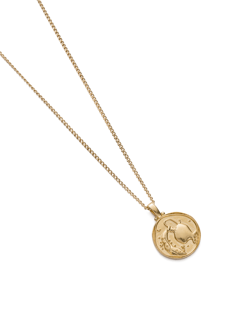 "Aquarius Necklace 16-18"" GOLD 18K"