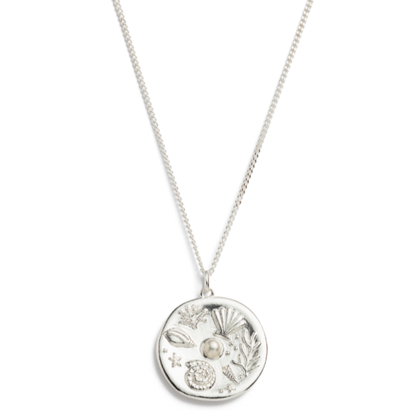 Kirstin Ash By The Sea Necklace STERLING SILVER