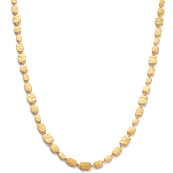Kirstin Ash Cascade Necklace 18K GOLD PLATED