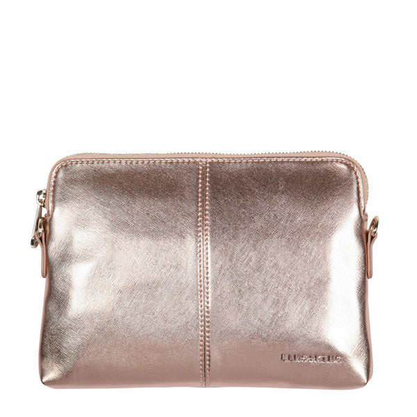 Elms + King Bowery Wallet Rose Gold