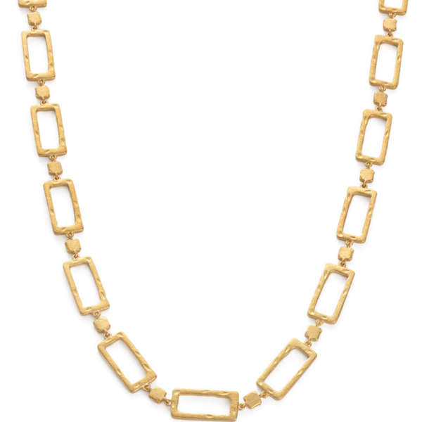 Kirstin Ash Elements Chain Necklace 18K GOLD PLATED