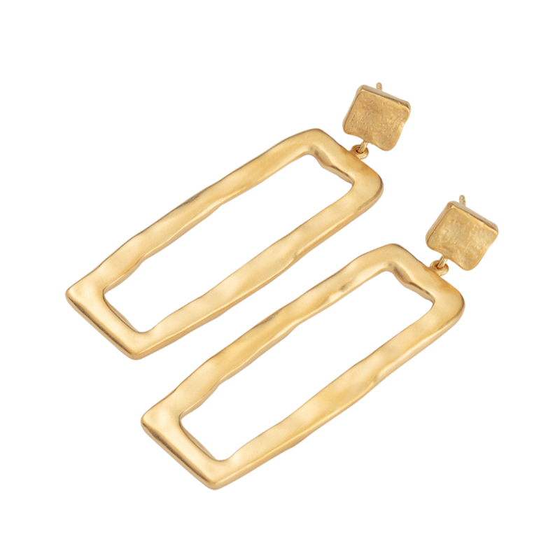 Kirstin Ash Elements Earrings 18K GOLD PLATED SS