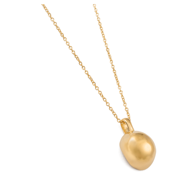 Essence Necklace 18K GOLD PLATED SS