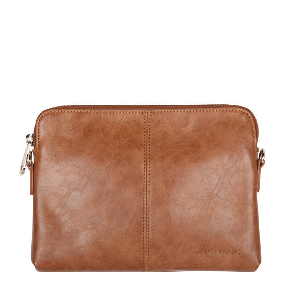 Elms + King Bowery Wallet Tan