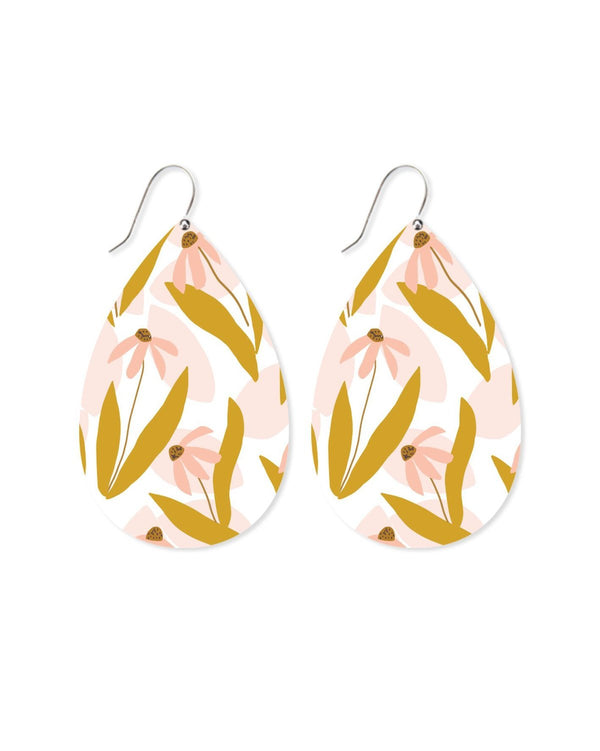 Big Tear Drop Earrings BLOOM