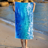 Destination Towels BLUE BOARDS