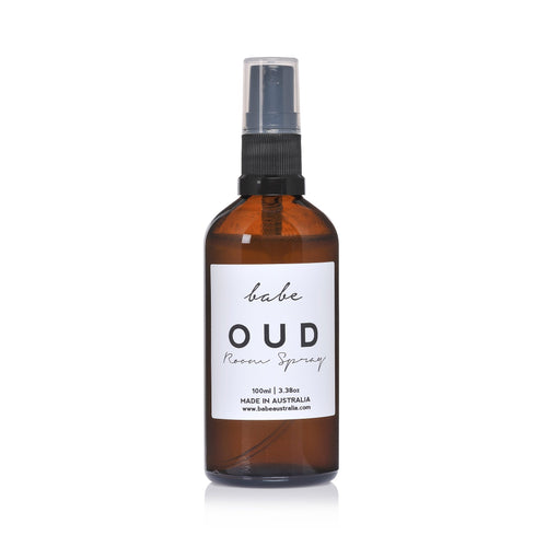 Babe Australia OUD Room Spray 100ml