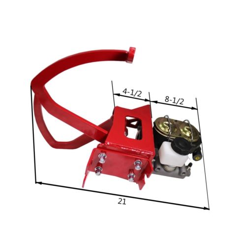 Clutch master cylinder user manuals array universal red manual clutch pedal assembly master cylinder ford rh demotoring com fandeluxe Images
