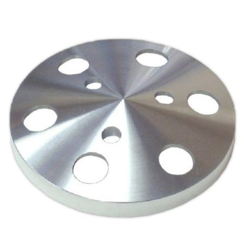 Sanden 508 Polished Billet Aluminum Clutch Pulley Cover A/C Compressor Billet