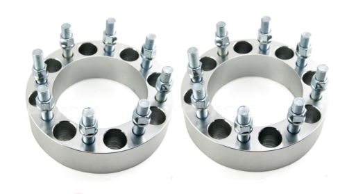 "2 pcs 1"" Wheel Spacers Adapters 8 x170 to 8 x170 