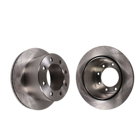 One pair of Disc Brake Rotor Rear fits 2001-2007 GMC Sierra 3500 Savana 3500 Sierra 3500 Classic
