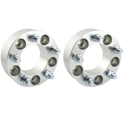 "2pcs 1.5"" Dodge 9/16"" Studs Wheel Spacers 5x5.5 5x139.7 For Ram 1500 2002-2010"
