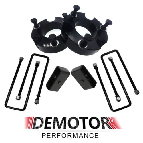 "2"" Front and 2"" Rear Leveling Lift Kit For 2005-2017 Toyota Tacoma 2WD & 4WD"