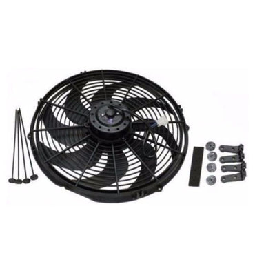 "14"" Brand New Heavy Duty Radiator electric Fan Reversible SBC BBC 350"