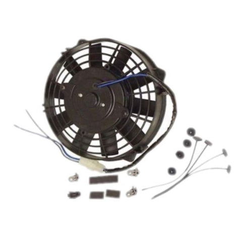 "High Performnce 8"" Straight Blade Electric Radiator Cooling Fan 12v 1416cfm"