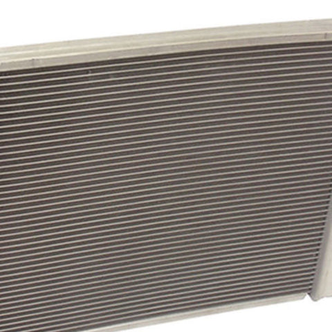 "Universal Super Cool Ford/Mopar Fabricated Aluminum Radiator 24"" x19"" x3"""