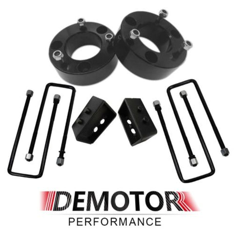 "3"" Front and 2"" Rear Leveling lift kit for 2004-2014 Ford F150 4WD"