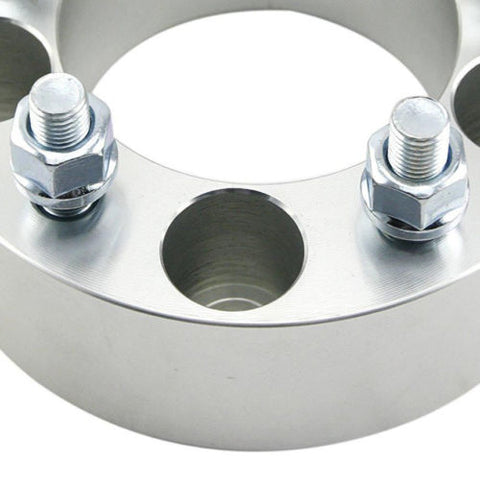 "2pcs 2'' thick Wheel Spacers Adapters | 5x4.5 to 5x5.5 |1/2""x20"