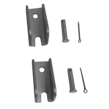 A pair of Mounting Brackets for Linear Actuator