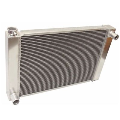 "Universal Ford/Mopar Fabricated Aluminum Radiator 22"" x 19"" X 3"" Overall"