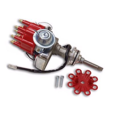 For Small Block Mopar Dodge Chrysler 318 340 360 Complete Electronic Distributor HEI