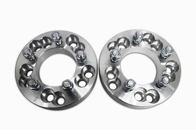 "2pcs Wheel Adapter Spacer 5x5 Or 5x5.5 To 5x4.5 | 1/2""x 20 
