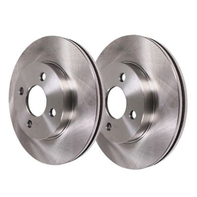 One pair of Disc Brake Rotor fits 2003-2007 Saturn Ion Ion-2 Ion-3
