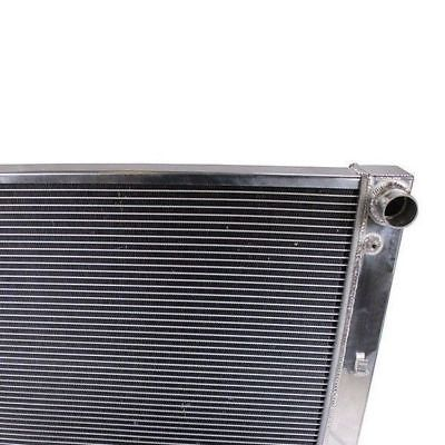 3/Triple Core Bolt-On Racing 3-Row Aluminum Radiator For 79-93 Ford Mustang MT