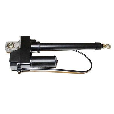 High Performance Linear Actuator 10 Inch Stroke 225lb Max Lift Output 12-Volt DC