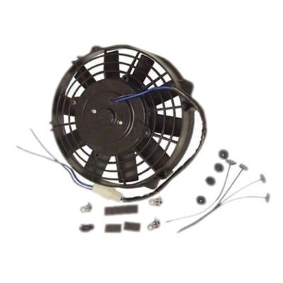 "High Performance 8"" Heavy Duty Straight Blade Electric Radiator Cooling Fan 12v"