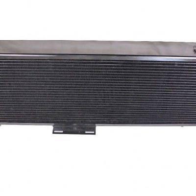 "For 91-01 Jeep 2.5/4.0 3-Row/Core Aluminum Radiator & 12"" Electric Cooling Fan"