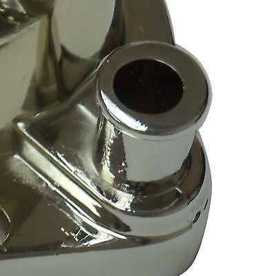 SBF Ford 289 302 351 Chrome 15 Degree Water Neck 1962-2001