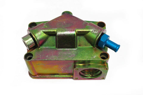 Fuel Bowl Fits Most Popular Carb. No Accelerator Pump