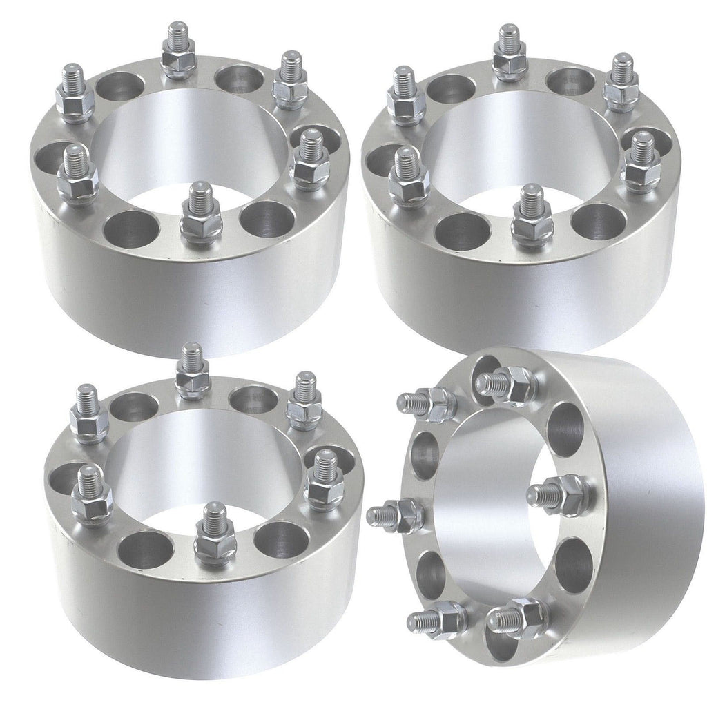 "4 pcs 3"" Wheel Spacers Adapters 6 x 135 to 6 x 135 