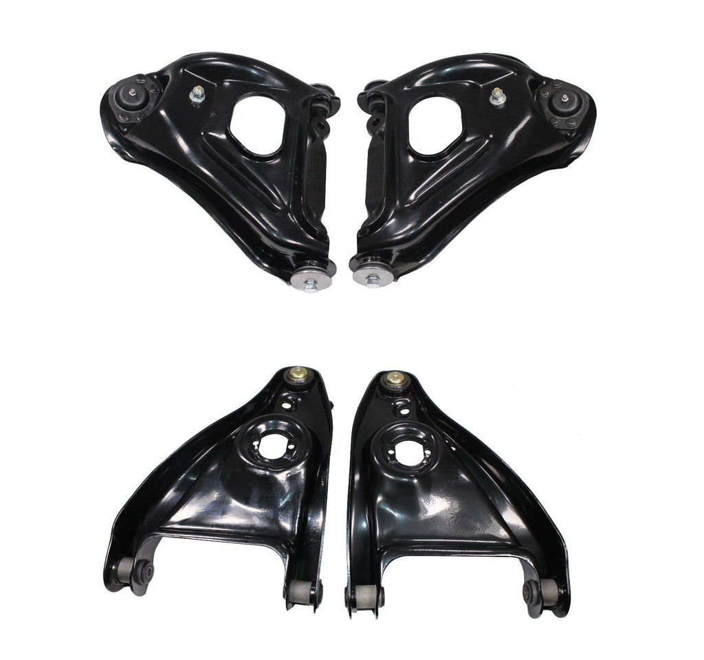 NEW STOCK UPPER & LOWER CONTROL ARMS,A-ARMS, for 67-69 CAMARO,FIREBIRD,68-74 NOVA +
