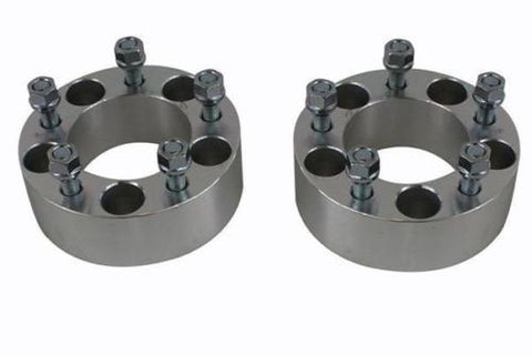 "2PCS 5x135 to 5x135 Wheel Spacers Adapters 3"" thickness 14x2 studs For Ford F-150"